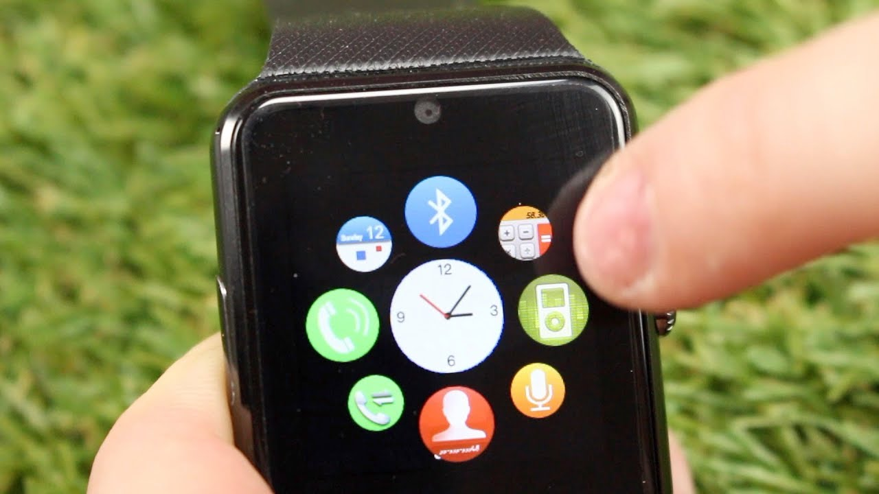 Yamay Bluetooth Smartwatch / Uhr ⭐⭐⭐⭐⭐ Review / TEST ...