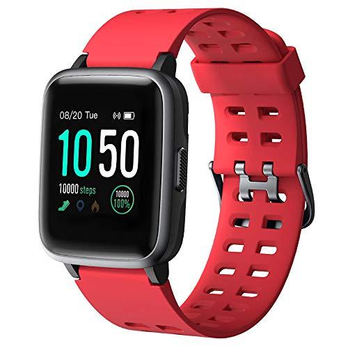 YAMAY Smart Watch (Red)
