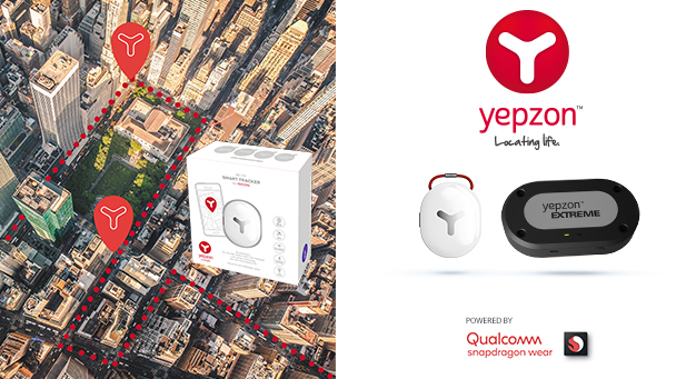Yepzon introduces next generation 4G LTE Smart Trackers at ...