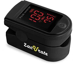 Fingertip Pulse Oximeter 10