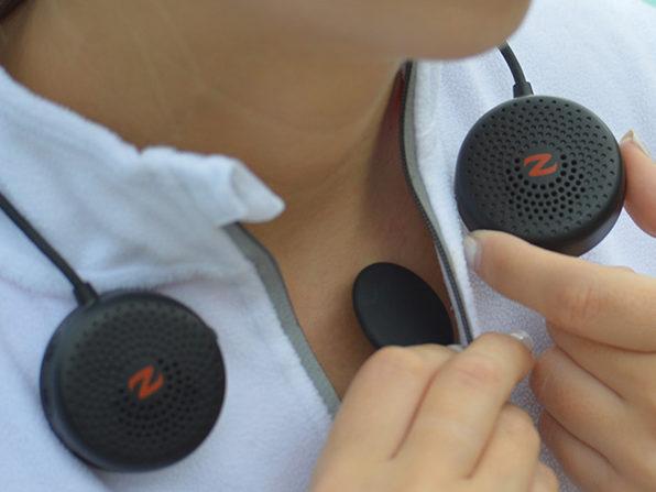 Zulu Audio Alpha Wearable Speakers: $39.99 - The Mac Observer