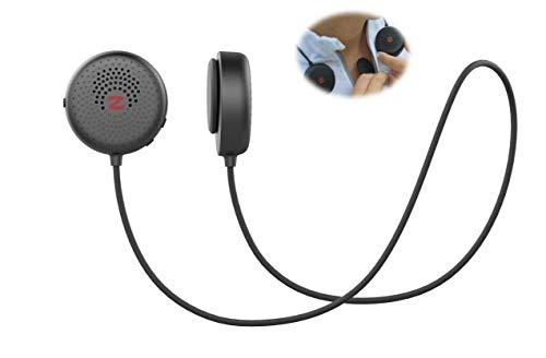 Zulu Audio Wearable Bluetooth Speakers - BLACK