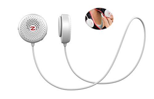 Zulu Audio Wearable Bluetooth Speakers - WHITE