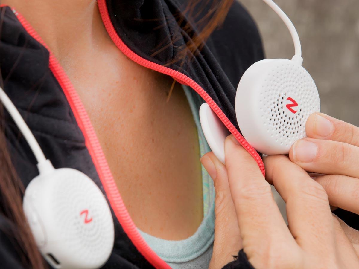 Zulu Audio Wearable Speakers