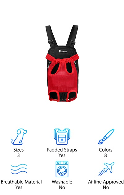 10 Best Dog Carrier Hiking Backpacks 2020 [Buying Guide ...