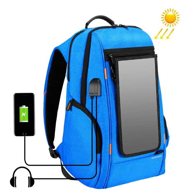 5 Best Solar Backpacks: Durable & Waterproof