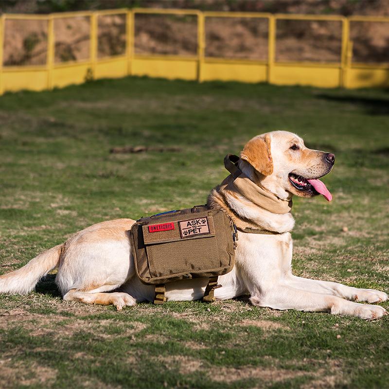 Aliexpress.com : Buy OneTigris Nylon Dog Pack Hound Hiking ...