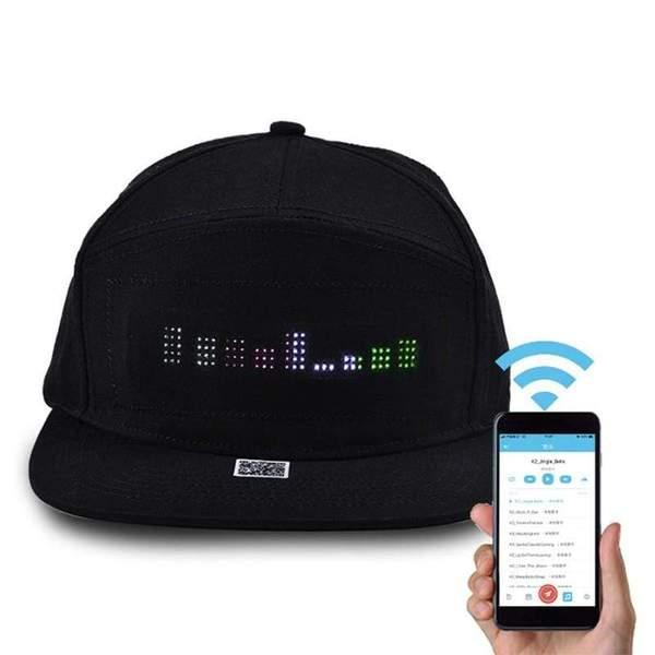 AlOmda USB LED Wireless Display Cap Controlled By ...