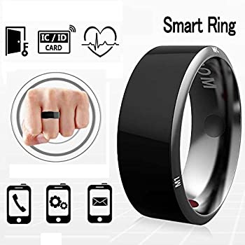 Amazon.com: Alotm R3 Smart Ring Waterproof Dust-proof Fall ...