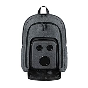 Amazon.com: Bluetooth Speaker Backpack with 15-Watt ...