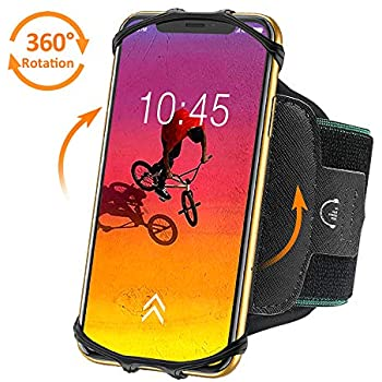 Amazon.com: Bovon 360°Rotatable Phone Armband, Super ...