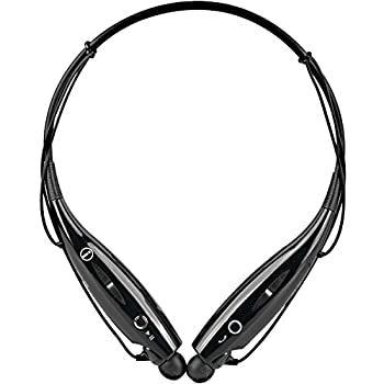 Amazon.com: ePark Necklace Wireless Bluetooth Headset in ...