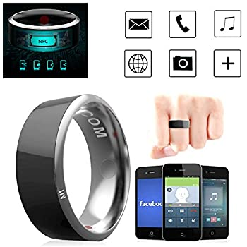 Amazon.com: Leagway R3 Smart Ring, Waterproof Dust-Proof ...