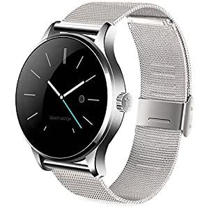 Amazon.com: QKa Smart Watch for Android/iOS, Waterproof ...