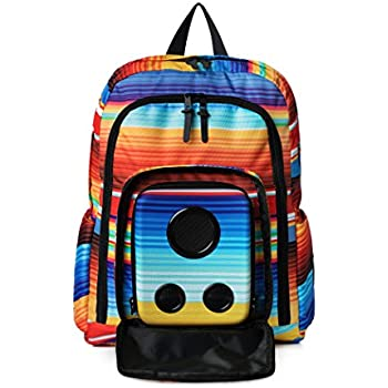 Amazon.com: Super Real Business Bluetooth Speaker Backpack ...