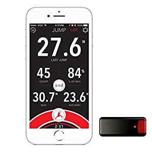 Amazon.com: Vert Wearable Jump Monitor: Sports & Outdoors