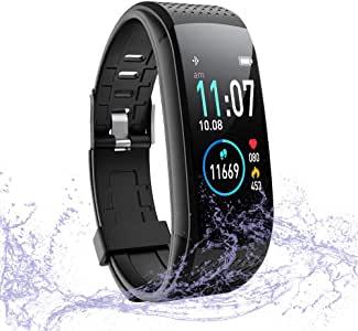Amazon.com: WalkerFit Fitness Tracker, Activity Tracker ...
