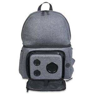 Backpack Cooler With 15-Watt Bluetooth Speakers ...