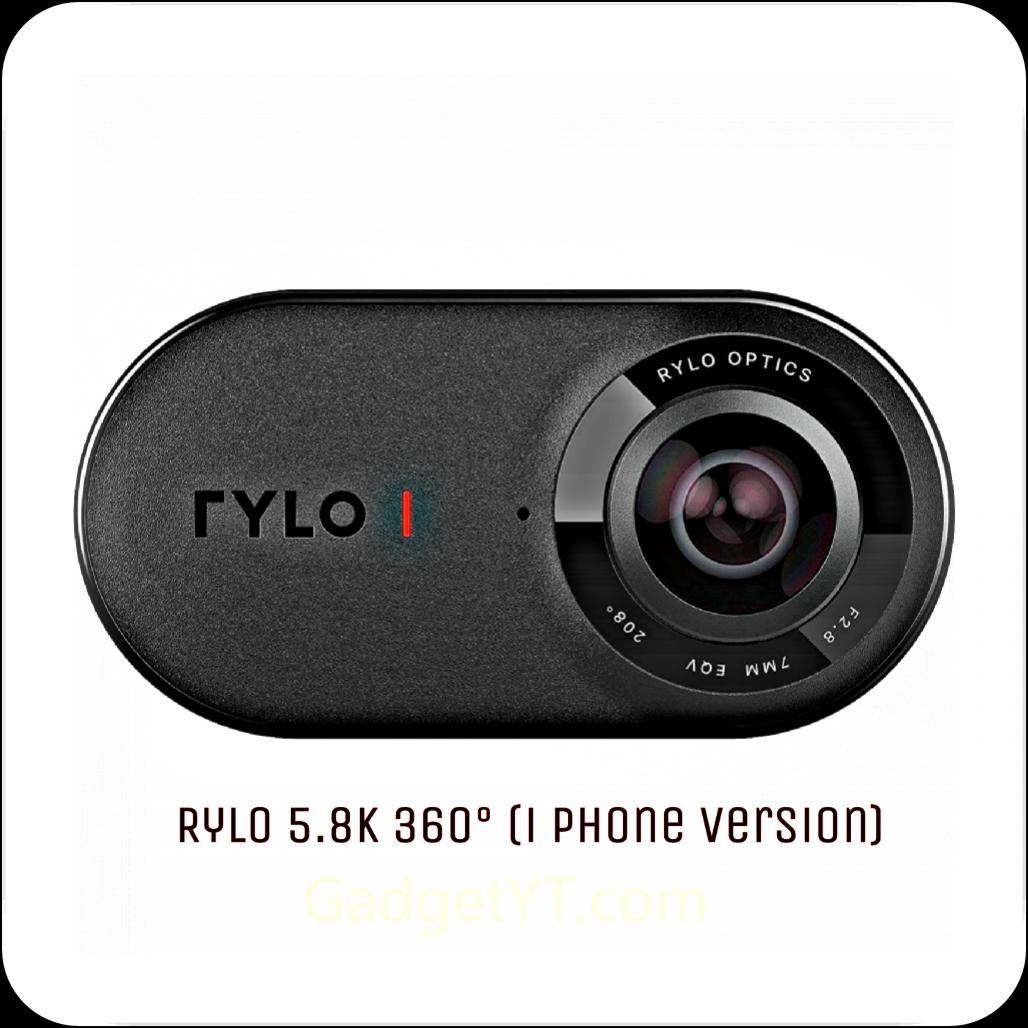 Best Rylo 5.8k 360 Video Camera all specifiaction ...