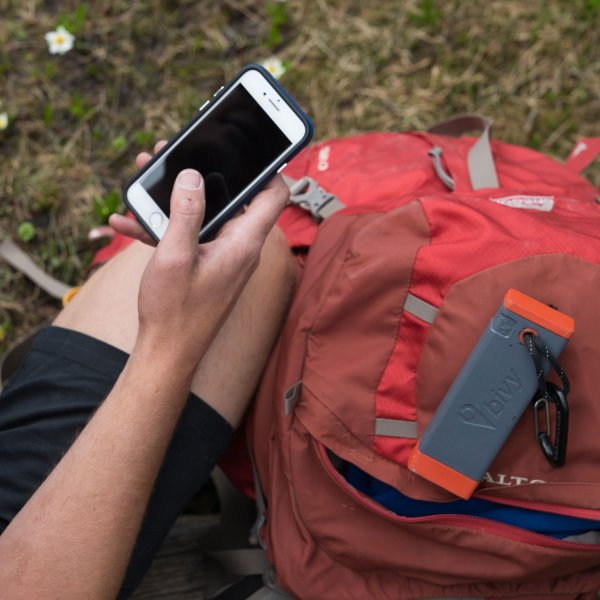 Bivystick makes off-grid communication a snap | GadgetHints