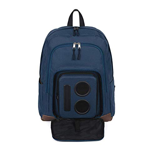 Bluetooth Speaker Backpack (Blue, 2020 Premium Edition)