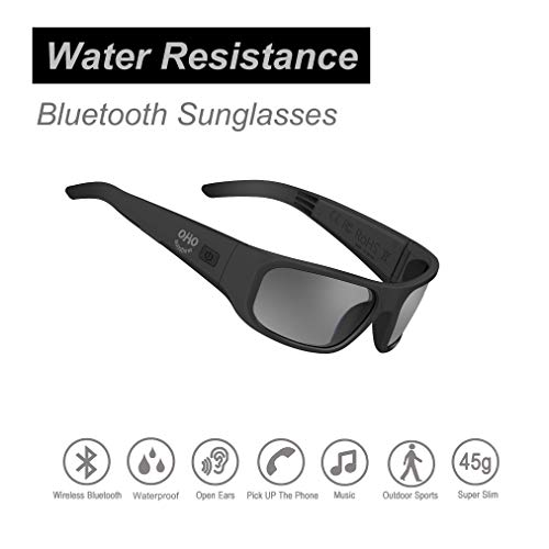 Bluetooth Sunglasses - BLACK 2