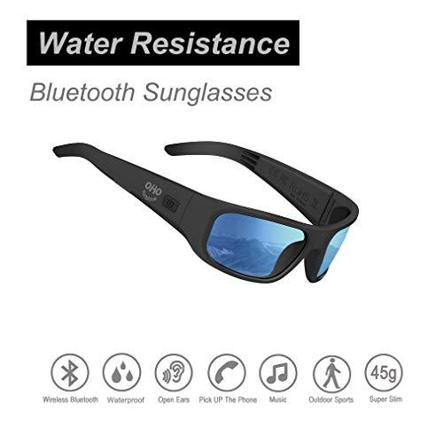 Bluetooth Sunglasses - BLUE 2