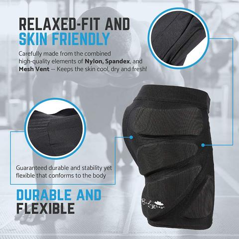 Bodyprox Protective Padded Shorts for Snowboard,Skate and ...