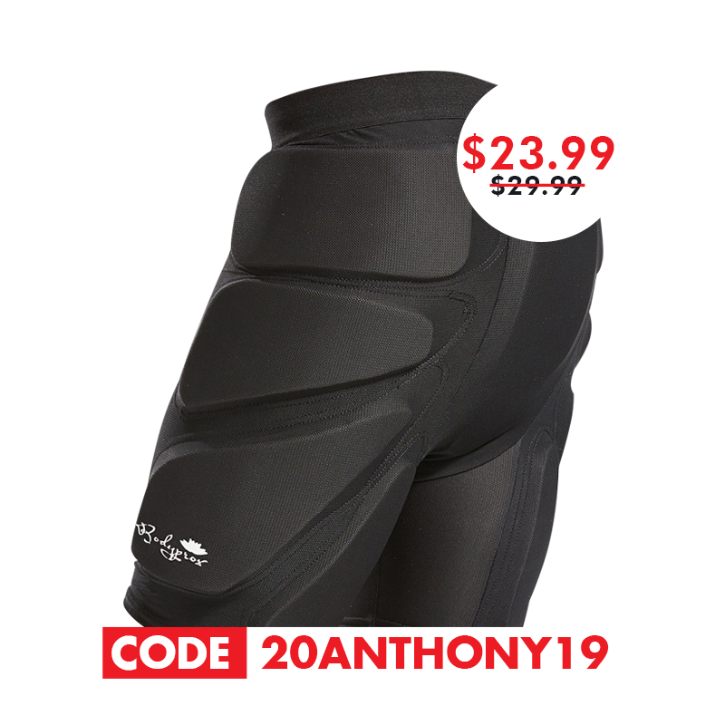 Coupon discount for Bodyprox Protective Padded Shorts