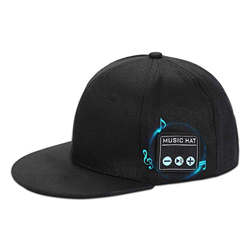 Cynaps Bone Conducting Hat Alternative Cap w/ Bluetooth Headphones