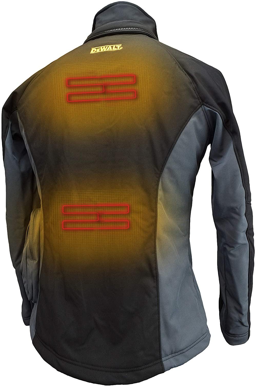 DEWALT DCHJ066C1-L 20V/12V MAX Women's Heated Jacket Kit ...
