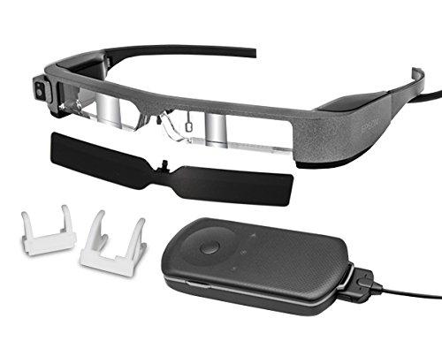 Epson Moverio BT-300FPV Smart Glasses (Old Model)