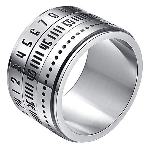 Non Digital Ring Clock