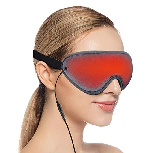 Eye Mask for Dry Eyes and Sinuses
