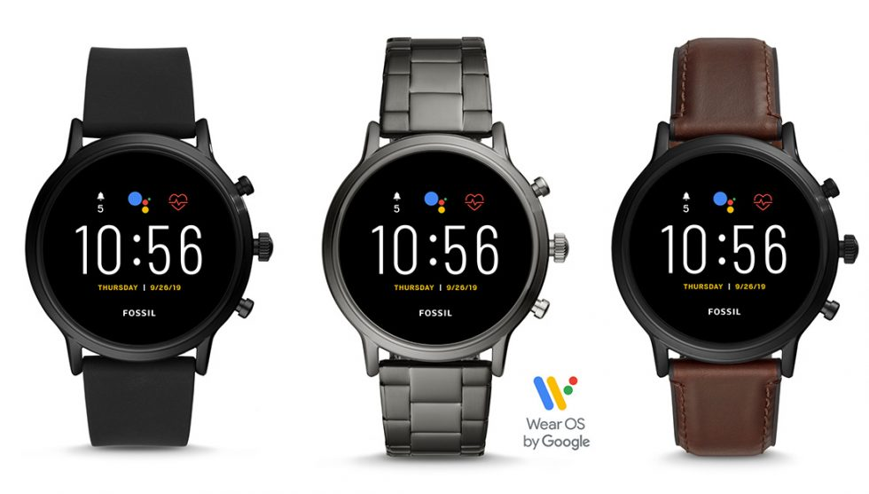 Fossil Announces Gen 5 Series Wear OS Watches With All the ...