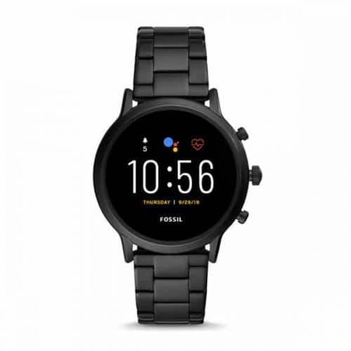 Fossil Carlyle HR Gen 5 - Full Watch Specifications ...