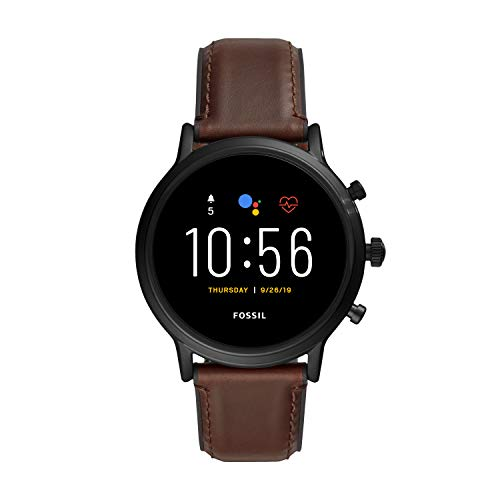 Fossil Gen 5 Carlyle - BLACK/BROWN