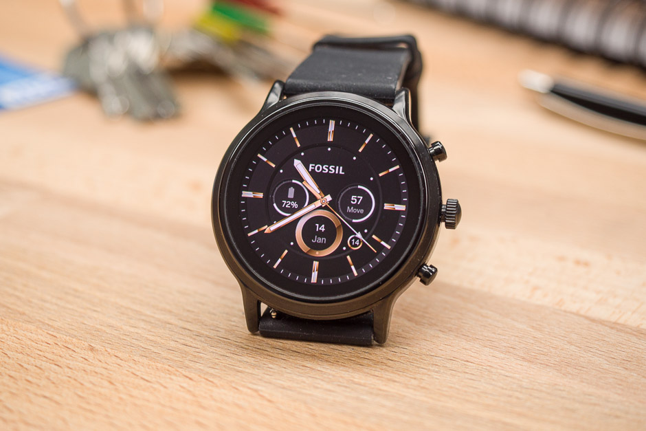 Fossil Gen 5 Carlyle HR Review - PhoneArena