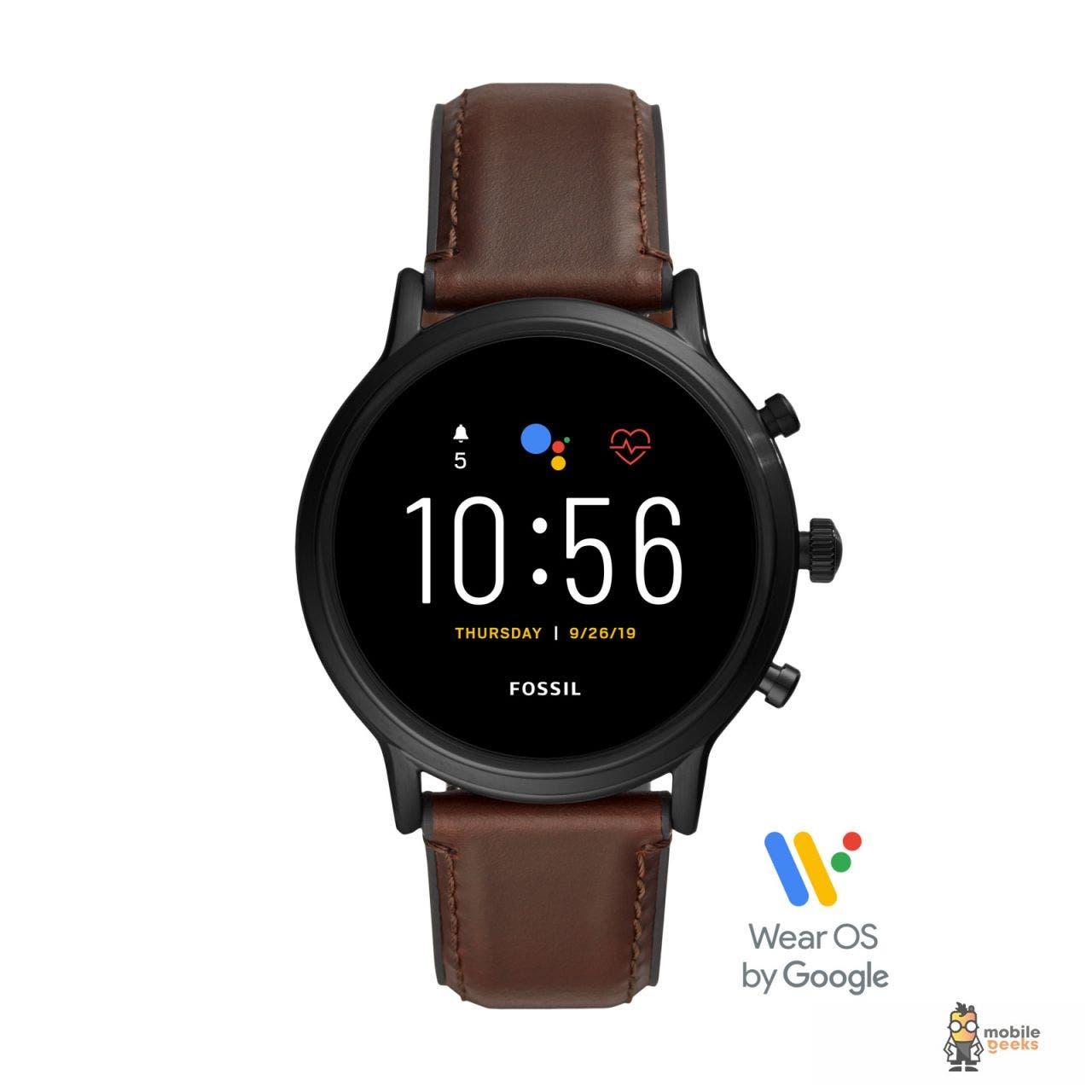 Fossil Gen 5 - Neueste Generation der beliebten Smartwatch ...