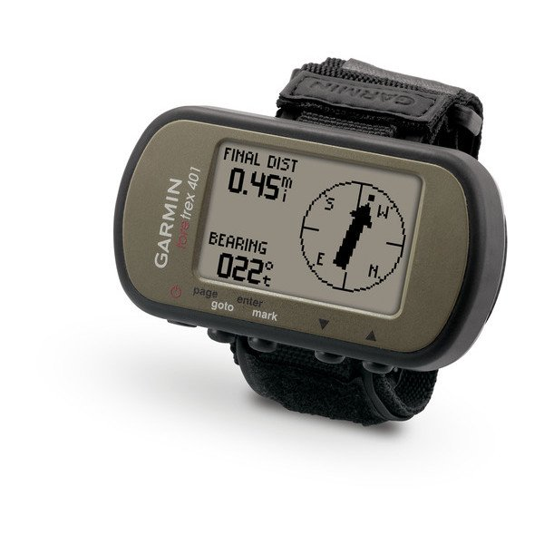 Garmin Foretrex 401 Barometric Altimeter and Compass Wrist ...