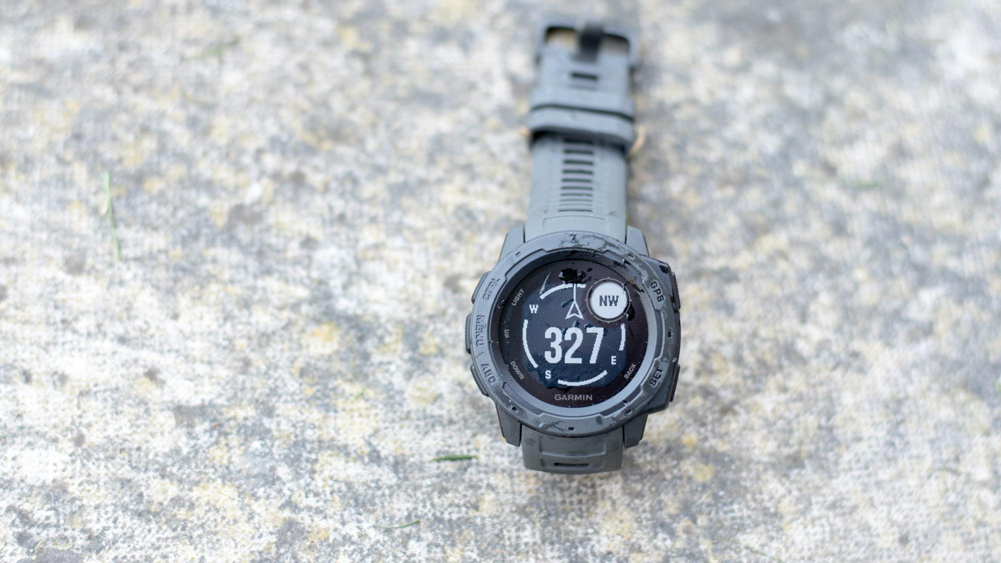 Garmin Instinct review: A smartwatch built for the great ...