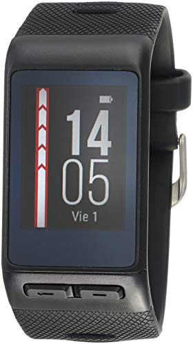Garmin Vivoactive HR GPS Smart Watch, Regular Fit, Black Edition Model 010-01605-00