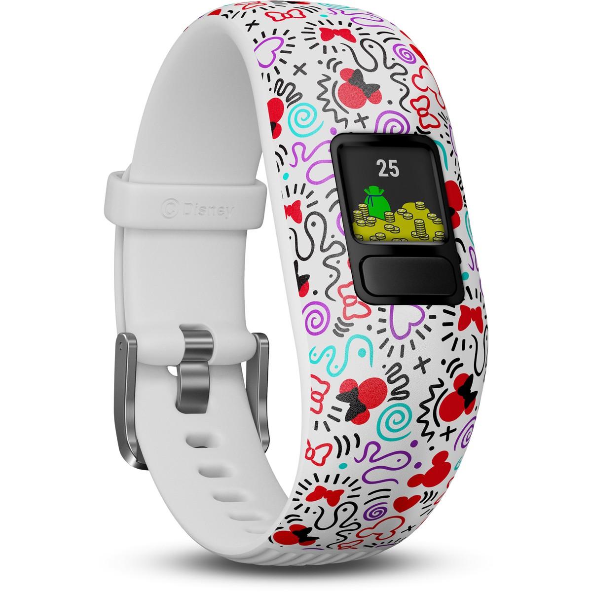 Garmin Vivofit Jr 2 Adjustable Activity Tracker - Minnie ...