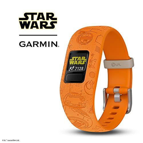 Garmin vívofit Jr 2 - Star Wars Light Side, Bright Orange