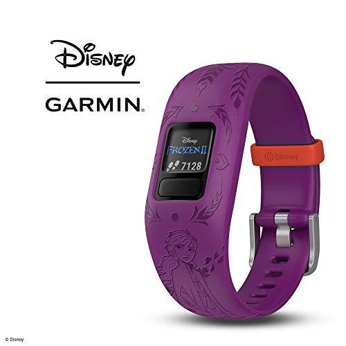 Garmin vívofit Jr 2 - Disney Frozen 2, Anna, Purple
