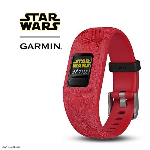 Garmin vívofit Jr 2 - Star Wars Dark Side, Red