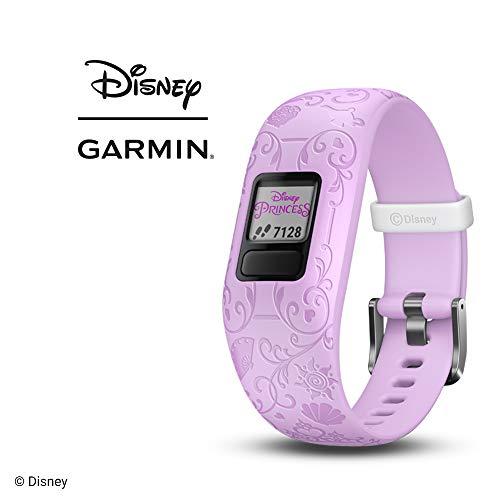 Garmin vívofit Jr 2 - Disney Princess, Purple