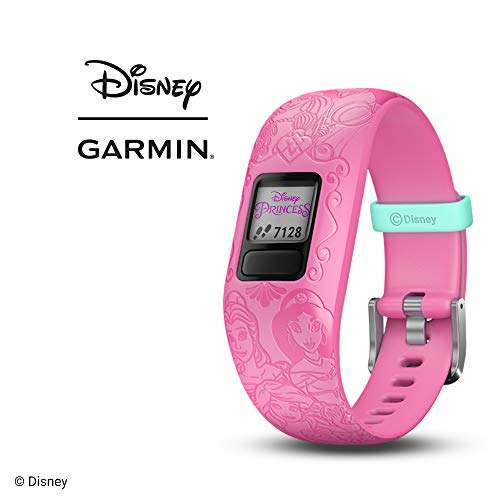 Garmin vívofit Jr 2 - Disney Princess, Pink