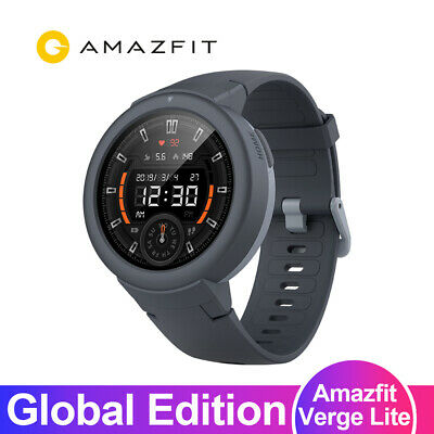 Global Version Huami Amazfit Verge lite Smartwatch GPS GLONASS Sports wacth