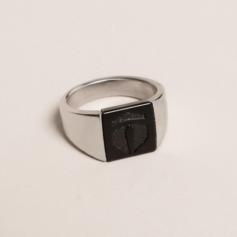 GunBox - RF+Bio + RFID Ring // Black (Ring Size 6) - The ...